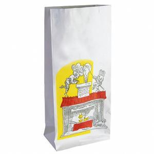 500 Stk Thermo-Hähnchenbeutel Hendl Beutel für halbes Huhn 3-lagig, 23x10x6 cm
