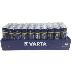 40 Stk Varta Industrial Batterien LR6/AA Mignon Typ 4006 | 1,5 Volt 2950mAh