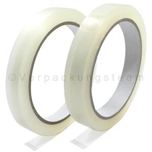 48 Stk 1-PACK Packband Klebeband OPP-909NN, 12 mm x 66 m, Low Noise transparent