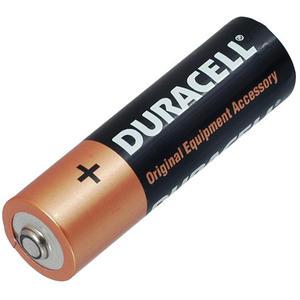 50 Stk Duracell Mignon Alkaline Batterien MN1500 LR6/AA | 1,5 Volt, 10 Stk