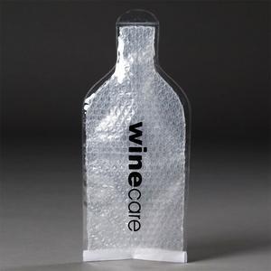 10 Stk WineCare - Transportverpackung für Weinflaschen, Sektflaschen etc.