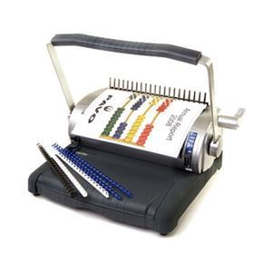 PAVO Bindemaschine PROFIMASTER S100, für Plastikbindung, robuste Office-Maschine
