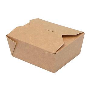 50 Stk Menübox Lunch-Box, 500 ml, Green by Nature, 110x90x50 mm