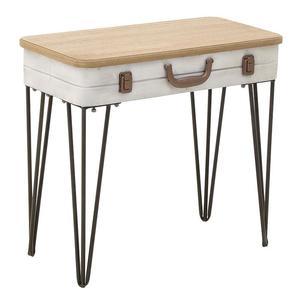 """""""Koffer"""" -Tisch"""