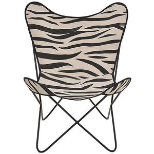 Butterfly Sessel Zebra