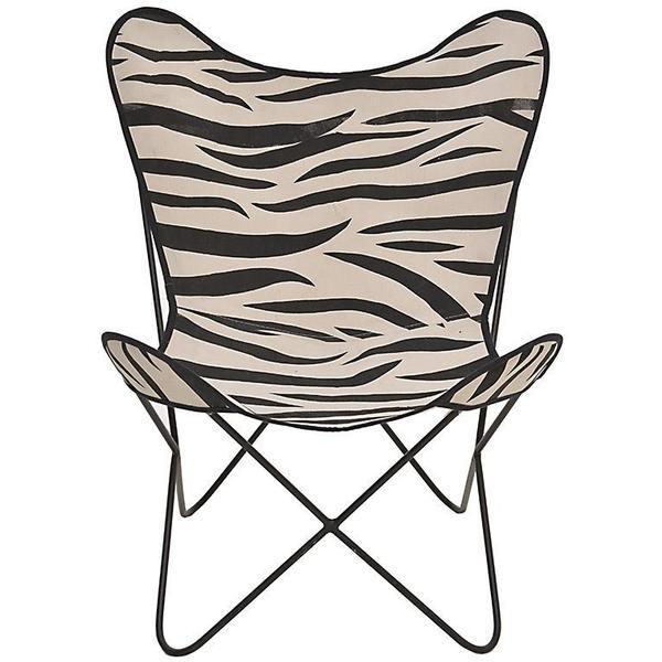 Butterfly Sessel Zebra