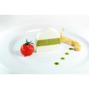 Schafkäse Pastete mit Basilikum für Hochzeit, Muttertag, Geburtstag