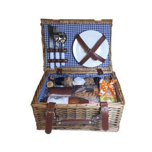 Picknickkorb für zwei Personen - Hochzeit