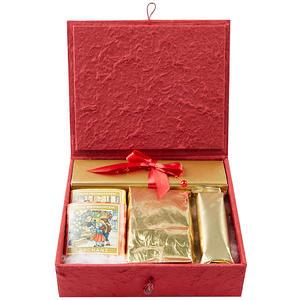 Geschenkbox Gold-Engelchen
