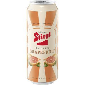Stiegl-Radler Grapefruit Naturtrüb Dose - Anzahl Stück: 24 à 1,08 EUR