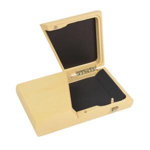 Visitenkartenetui aus edlem Holz - 'Card Case' ahorn lackiert