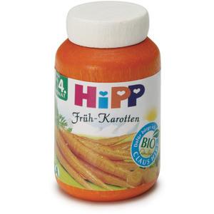 Babybrei Karotte von Hipp aus Holz