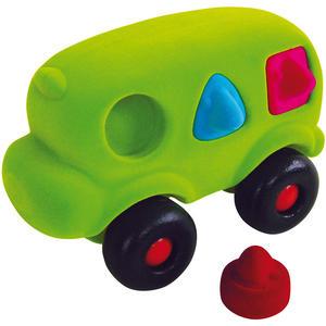 Spielebus aus Naturkautschuk