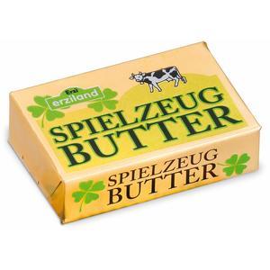 Butter zum Spielen