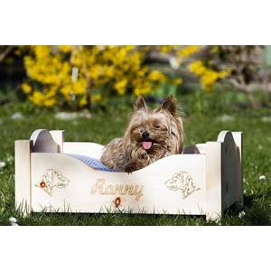 Das Zirbenbett für Vierbeiner 53x18x38 cm - Pets Heaven