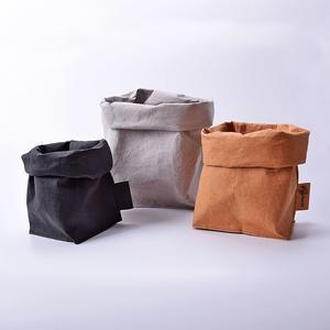 papyrBOX 'Stuff' - Braun/ Large