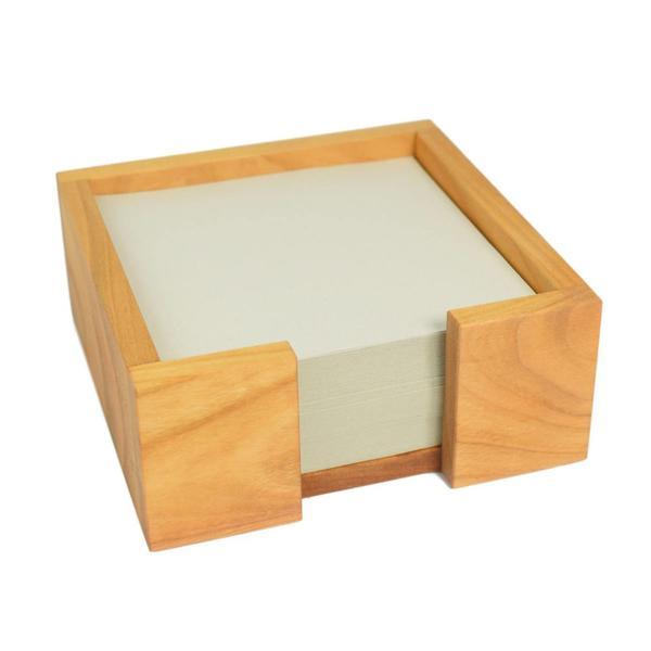 Zettelbox aus Kirschholz - 'Note Box'