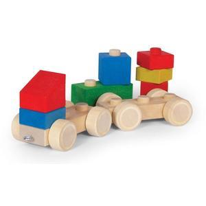 Spielauto aus Bauklötzen Car - Kind - 9