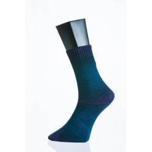 Lungauer Sockenwolle 4-fach 36 - violettblau