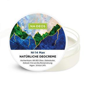 NADEOS Natürliche Deocreme Man 40 g