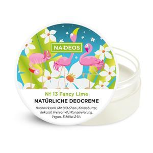 NADEOS Natürliche Deocreme Fancy Lime 40 ml