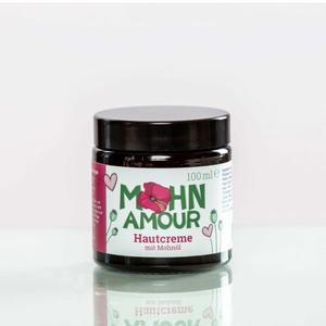 MOHN-AMOUR Mohnöl-Hautcreme 100ml (100,00 ml)