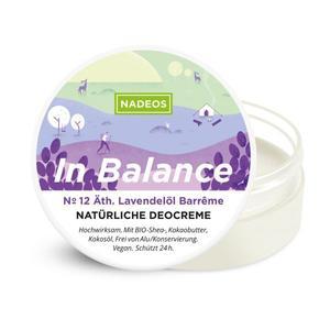 NADEOS Natürliche Deocreme Lavendel 40 g