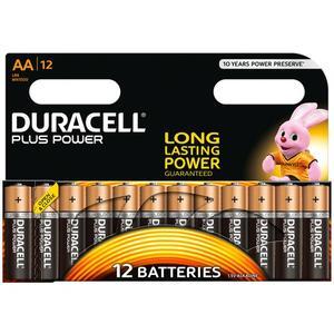 DURACELL Mignonzelle Plus Power AA BPH12 MN 1500 12 Stk