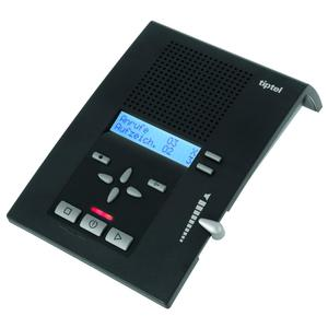 TIPTEL 309 | Profi-Anrufbeantworter mit Rufnummernanzeige und ausgezeichneter Aufzeichnungsqualität
