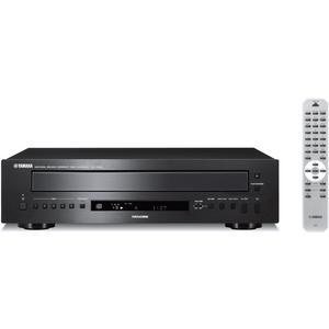YAMAHA CDC-600B schwarz | 5-facher CD-Wechsler mit PlayXchange
