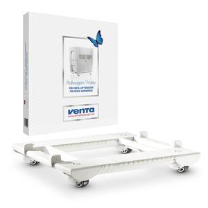 VENTA Rollwagen für Venta-Luftwäscher - weiß