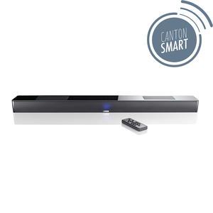 CANTON Smart Soundbar 10 schwarz | Multiroom Soundbar mit Dolby Atmos