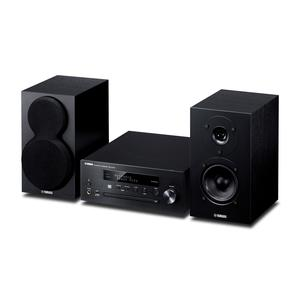 YAMAHA MCR-N470D schwarz/schwarz | MusicCast | HiFi System