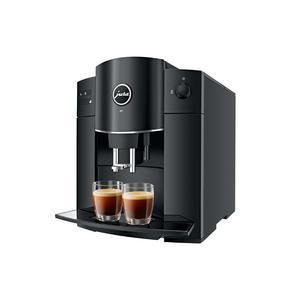 D4 piano black Kaffeevollautomat