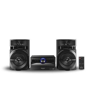 PANASONIC SC-UX104 schwarz   Mini System mit CD und DAB+ Radio