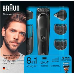BRAUN MGK 5060 | Bart-/Haarschneider Multigrooming Kit