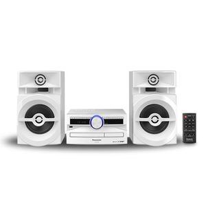 PANASONIC SC-UX104 weiß | Mini System mit CD und DAB+ Radio