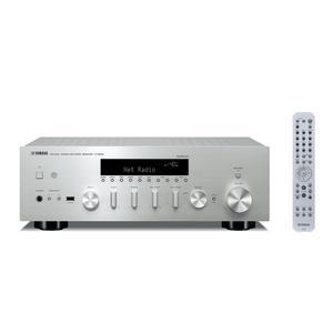 YAMAHA R-N602 silber | Netzwerk-Receiver mit DSD 5,6MHz Unterstützung