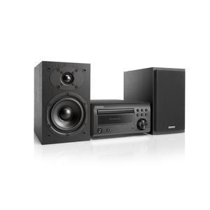 DENON D-M41DAB schwarz/schwarz   HiFi-System mit CD, Bluetooth und UKW/MW-Radio