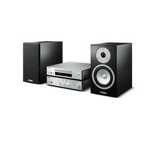 YAMAHA MCR-N670DAB silber/schwarz | MusicCast HiFi System