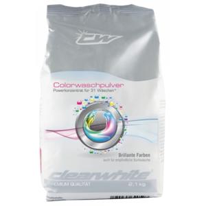 CLEARWHITE Colorwaschpulver 2,1kg