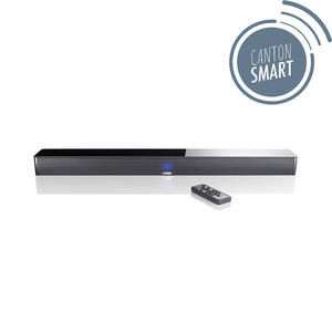 CANTON Smart Soundbar 9 schwarz | Multiroom Soundbar