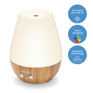 BEURER LA 40 Aroma Diffuser Luftbefeuchter/Bedufter