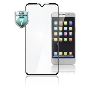 HAMA 186238 Full-Screen-Schutzglas für Huawei P30, Schwarz