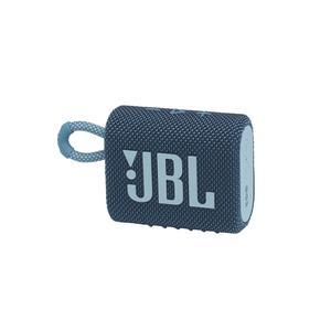 JBL GO 3 blau | Tragbarer wasserdichter Lautsprecher