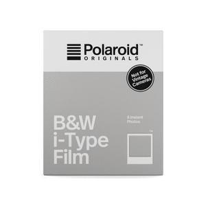 POLAROID B&W i-Type Sofortbildfilm (659004669)