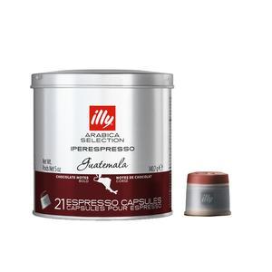 ILLY Kaffeekapseln Iperespresso Arabica Selection Guatemala - 21 Kapseln