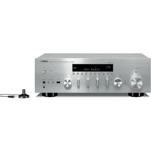 YAMAHA MusicCast R-N803D silber | Hi-Fi-Receiver
