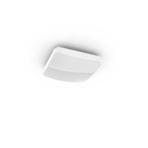 HAMA 176546 WiFi-Deckenleuchte, Glitzereffekt, quadratisch, 27 cm