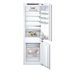 SIEMENS KI86NADF0   iQ500 Einbau-Kühl-Gefrier-Kombination mit Gefrierbereich unten 177.2 x 55.8 cm
